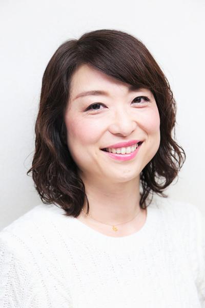 松井里恵アナウンサー
