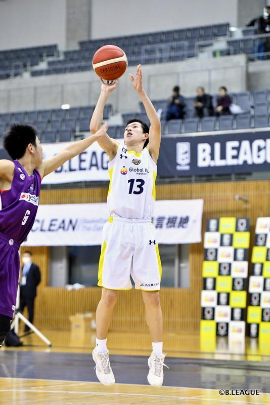 #13 菊田隼利