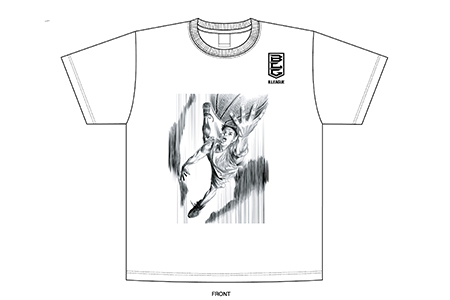 B.FES 2020 春 Tシャツ FRONT