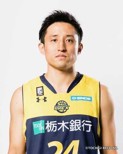 #24 栗原 貴宏